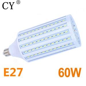 Image 1 - E27 220V צילום סטודיו קבוע הנוכחי 60W LED נורות מנורות LED אור LED תירס נורות & צינורות צילום תאורה