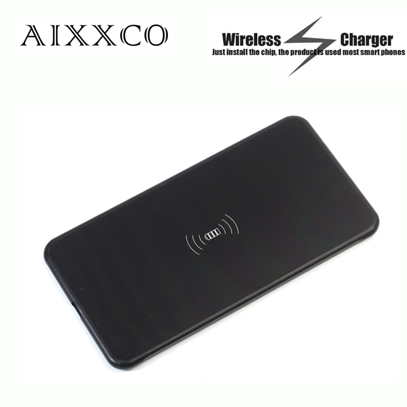 AIXXCO 5mm ultra Thin Wireless charging transmitter Qi stands