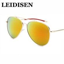 Sunglasses men Cat Eye Sun glasses Polarized Eyewear Pilot 2017 Designer Night vision glasses Female Driving Sun Glasses For Wom