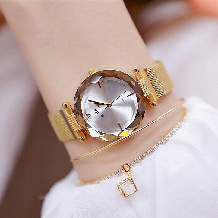 Women Watches Clock Bracelet Magnet Female Waterproof Femme Ladies Luxury Brand Quartz
