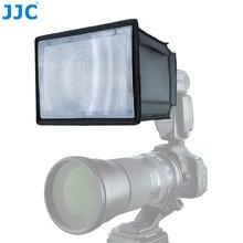 JJC Flash multiplicateur Dissfuer téléobjectif faune Birding mariage photographie Speedlight Softbox pour NIKON SB900/SB910