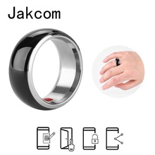 Jakcom R3F Smart Ring Timer2(MJ02) NFC Wear New Technology Magic Finger Smart NFC Ring for Android Windows NFC Mobile Phone цены
