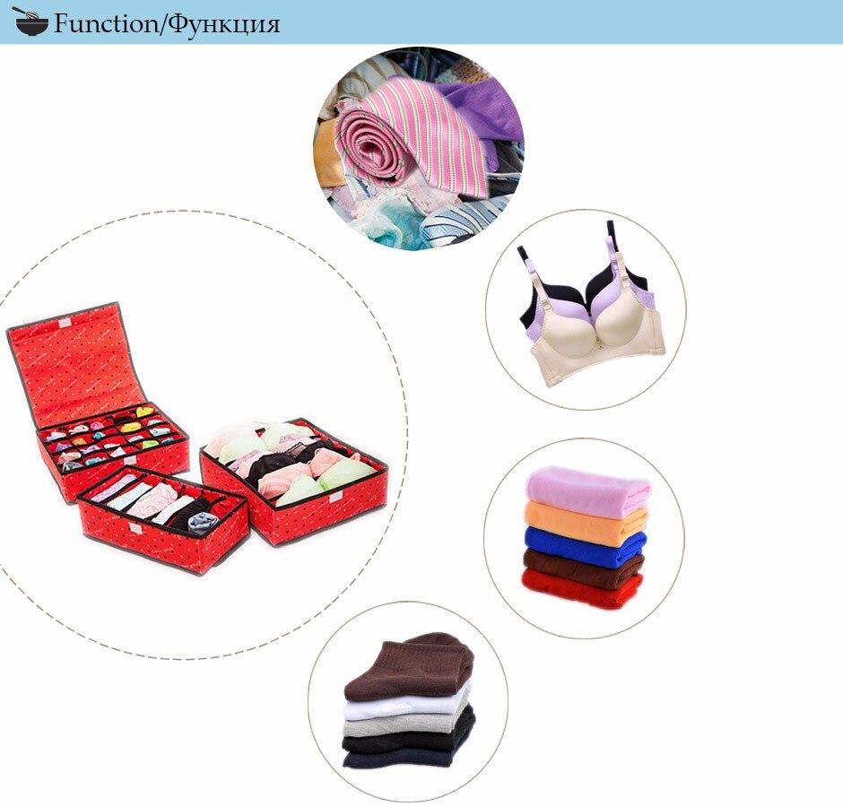 웃 유3 piezas hogar suministro de almacenamiento plegables cajas de ...
