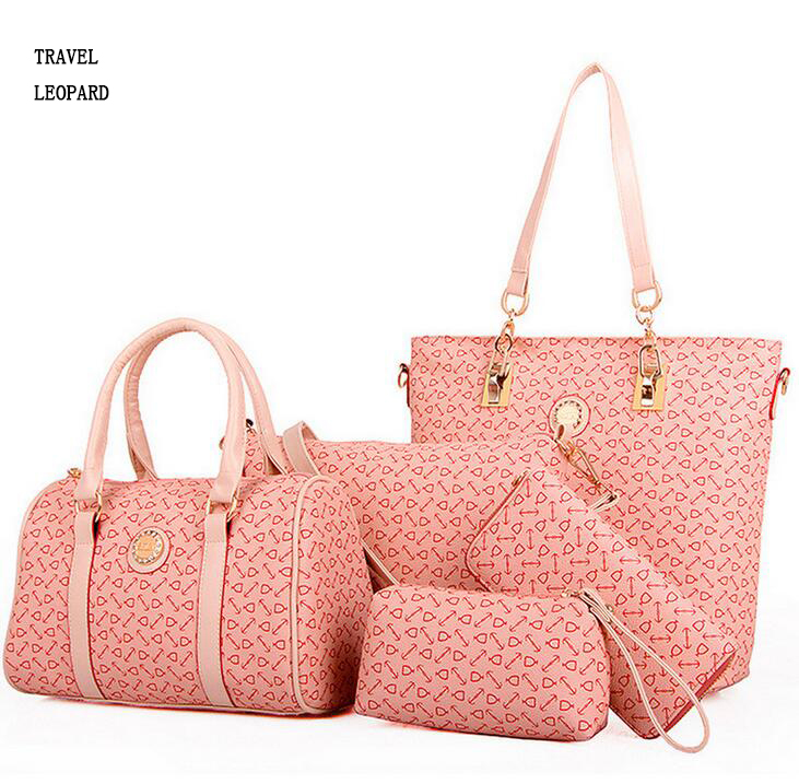 2019 women bag Sac a main bolsa feminina women Shoulder handbags leather classic fashion printing tote