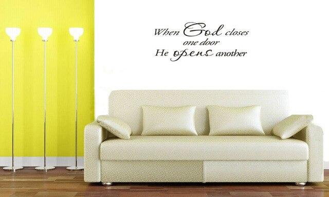 Religious room decor