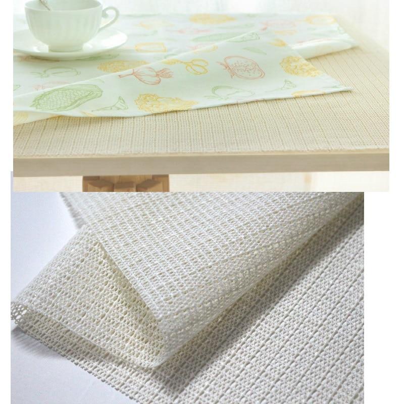 Multi Purpose Non Slip Rug Underlay Runner Gripper Anti Slip Mat Easy Cut Fold For Bedroom Living Room Home Washable Rubber Pad