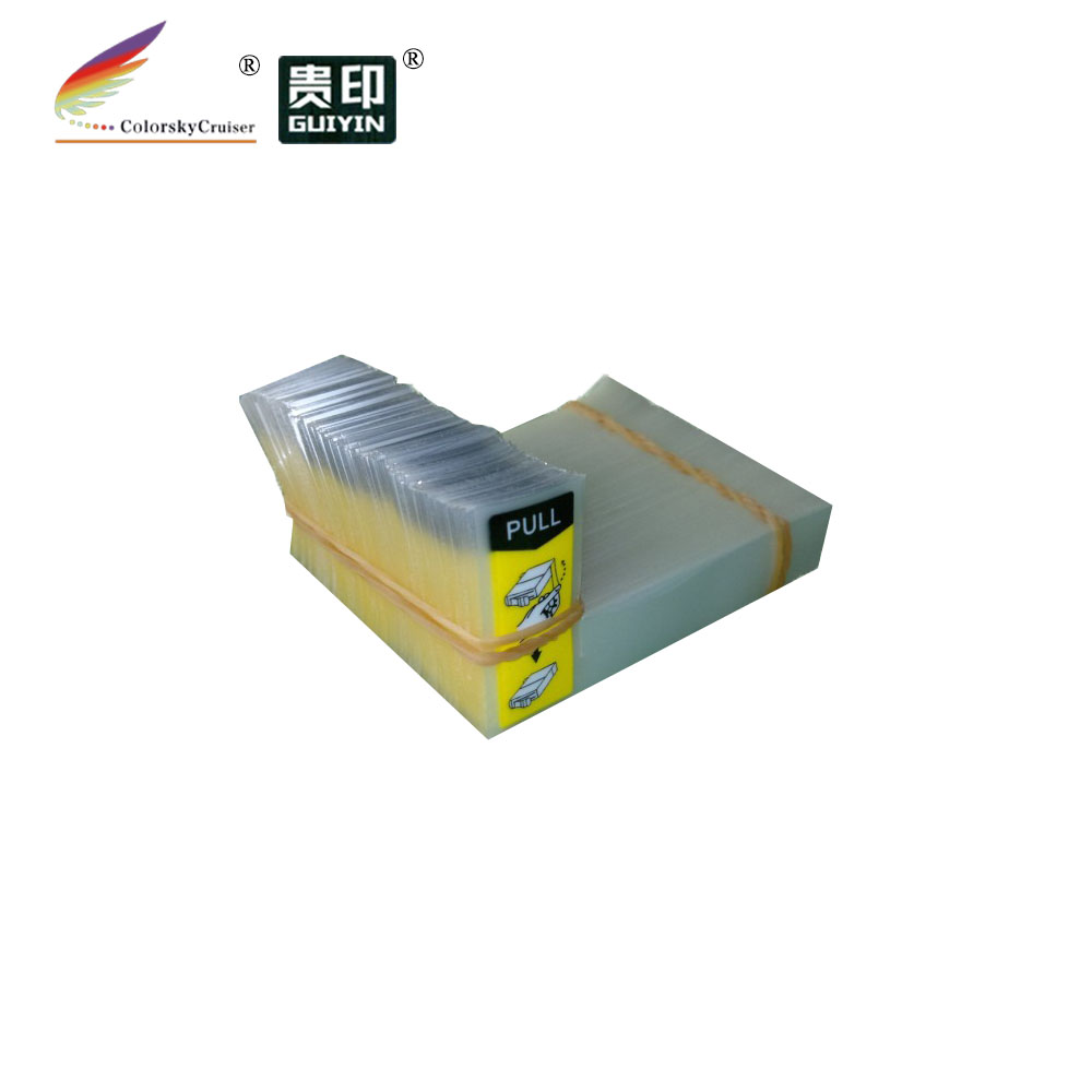 ACC YT7 yellow tag label air duct film for Epson for Canon for Lexmark for