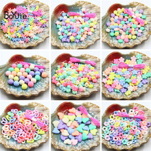 BoYuTe 35G/Bag Various Styles Beads for Baby DIY Hand Made Children Beads for Jewelry Making