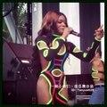 Halloween neon corante jogo dj trajes cantor ds traje de uma peça