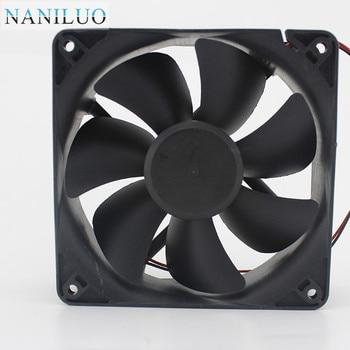 EEC0382B1-000C-A99 12038 24V 9.2W 2 wire box fan cooling fan