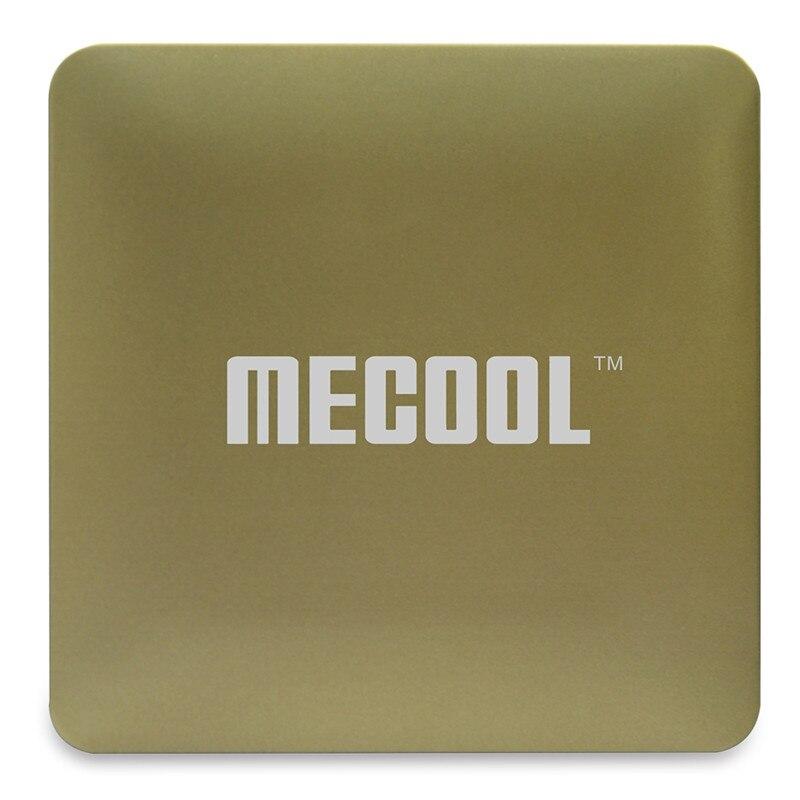 MECOOL HM8 TV Box Amlogic S905X 1GB RAM 8GB ROM DDR3 Quad Core 64 Bit Android 6.0 2.4G WIFI KD 16.1 Smart Mini PC PK X96