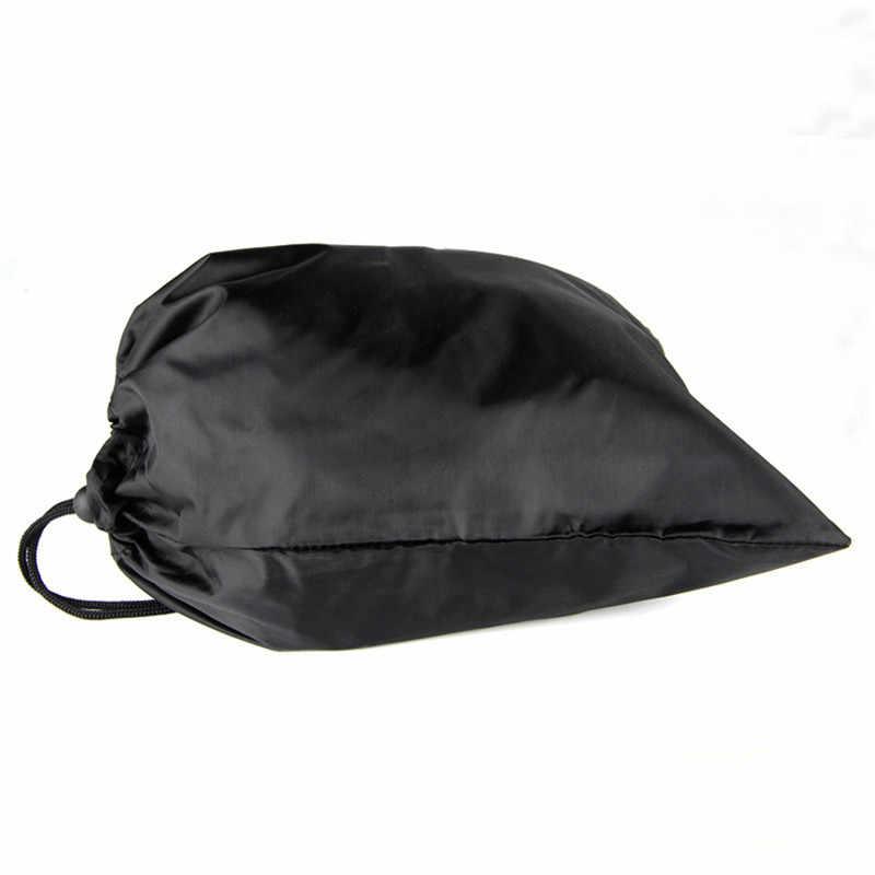 Waterproof Bicycle Mountain Bike Helmet Bag Portable Cases Black Cycling Bike Helmet Bag Bicycle Accessories