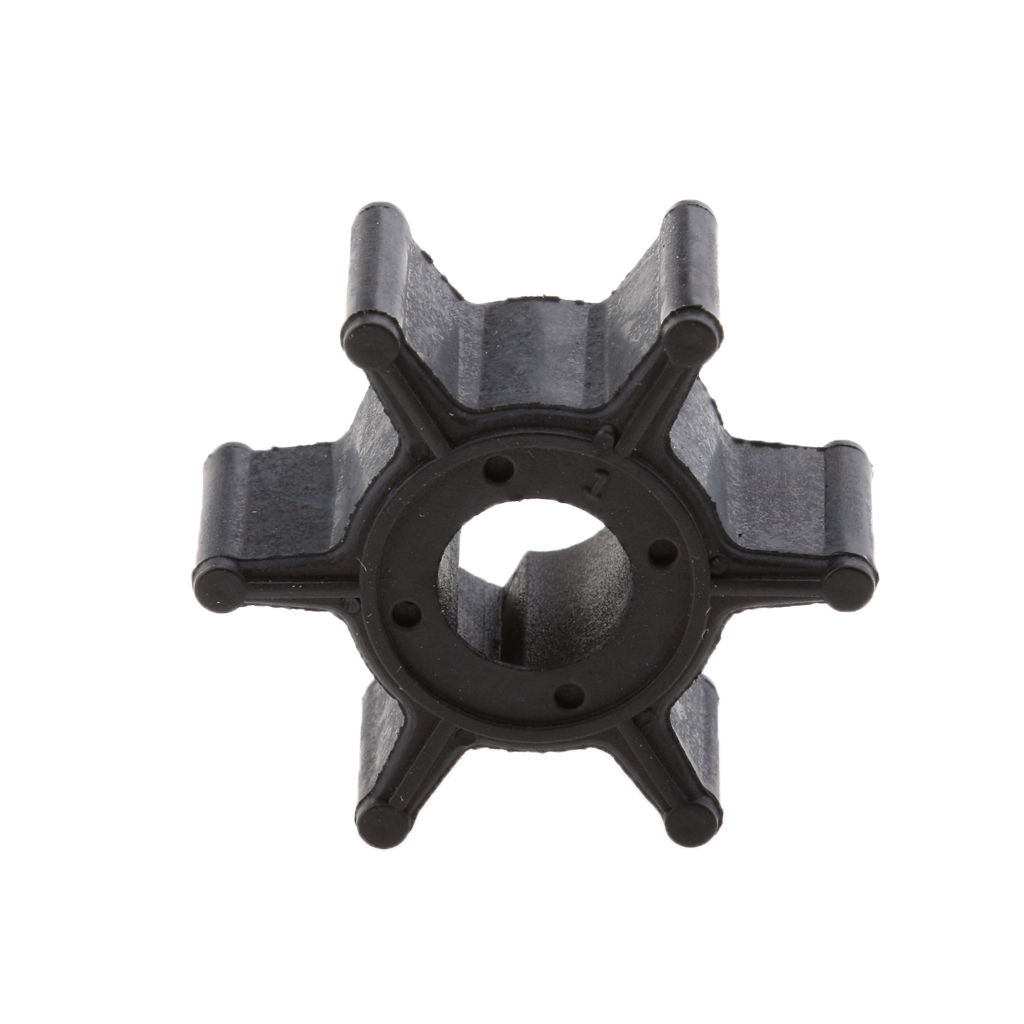 Cylinders <font><b>Outboard</b></font> <font><b>Motors</b></font> Water Pump Impeller For Yamaha F2.5A/F2.5B/3A/Malta <font><b>2.5hp</b></font> 3hp image
