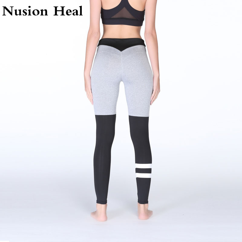 Yoga Pants Fitness Women Sport Leggings Push Up High Waist Yoga Leggings Sport Pants Women Workout Running Tights Sport Clothing