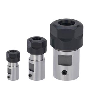 Image 3 - C16 ER11 35L C25 ER20 50L Collet Chuck Motor Shaft Extension Rod Spindle Collet Lathe Tools Holder Inner Milling Boring