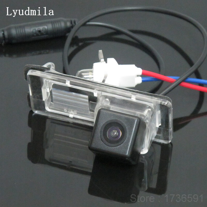 Lyudmila FOR Renault Grand Scenic 3 III 2009~2016 - Car Reverse Parking Rear View Camera / HD CCD Reversing Back up Camera 860 576 pixels back up camera for renault megane 3 iii 2008 2016 rearview parking 580 tv lines dynamic guidance tragectory