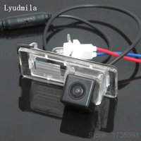 Lyudmila FOR Renault Grand Scenic 3 III 2009~2016 Car Reverse Parking Rear View Camera / HD CCD Reversing Back up Camera