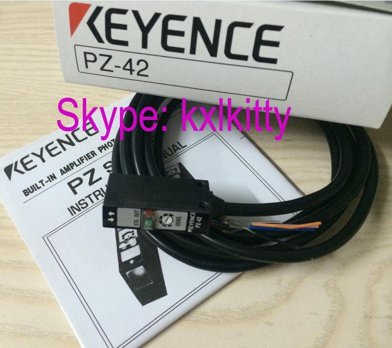 PZ-42  KEYENCE  Photoelectric switch  недорого