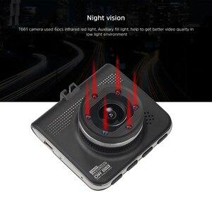 Image 4 - Aoshike 2.4 Inch Auto DVR Nachtzicht Full HD 1080 P Dash Camera Auto Video Recorder Camera Dashcam Griffier carcam DVR Mini