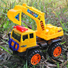 1 10 Oversized Trailer Excavator Construction Car Children Implementing Model Puzzle Beach Score Hot Toys Gifts
