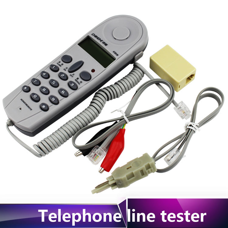 test telephone reviews