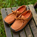 Women Flats Leather Mocassin Femme Women Casual Shoes Round Toe Walking Boat Shoes