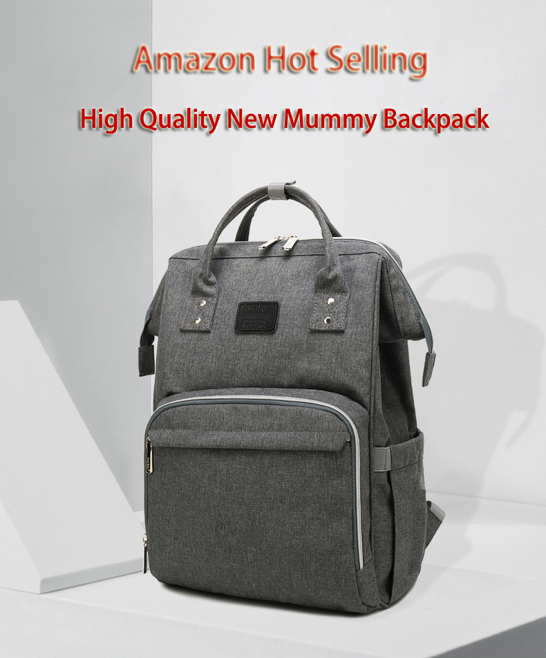 2e99b14ecc0e ... Travel Backpack Nursing Bag for Baby Care. Description  100% Brand new.  Material   Oxford  Size  26cm 17cm 40cm. Color  Gray   Black   Pink   Blue