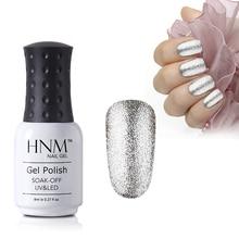 HNM long lasting UV & LED Glitter Gelpolish (8 ml)