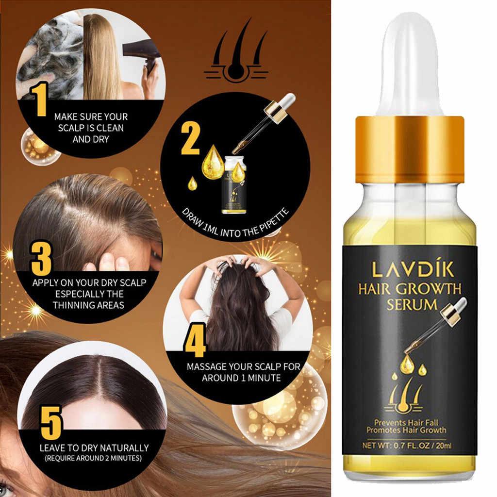 20 ML Serum do wzrostu włosów zapobiega spadek włosów wspomaga wzrost włosów OLEJEK ETERYCZNY wąsy stylizacji nawilżający panowie! do pielęgnacji włosów