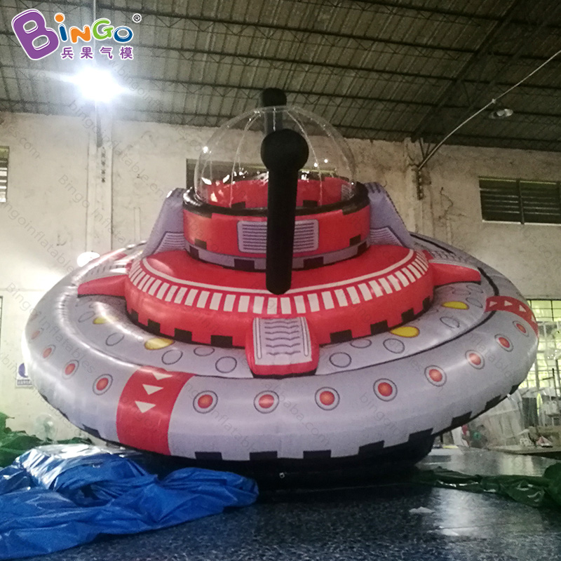 Free shipping Giant 5M diameters UFO balloon for Alien theme event display inflatable UFO model for carnival decoration hot sale giant inflatable balloon for decoration and advertisements