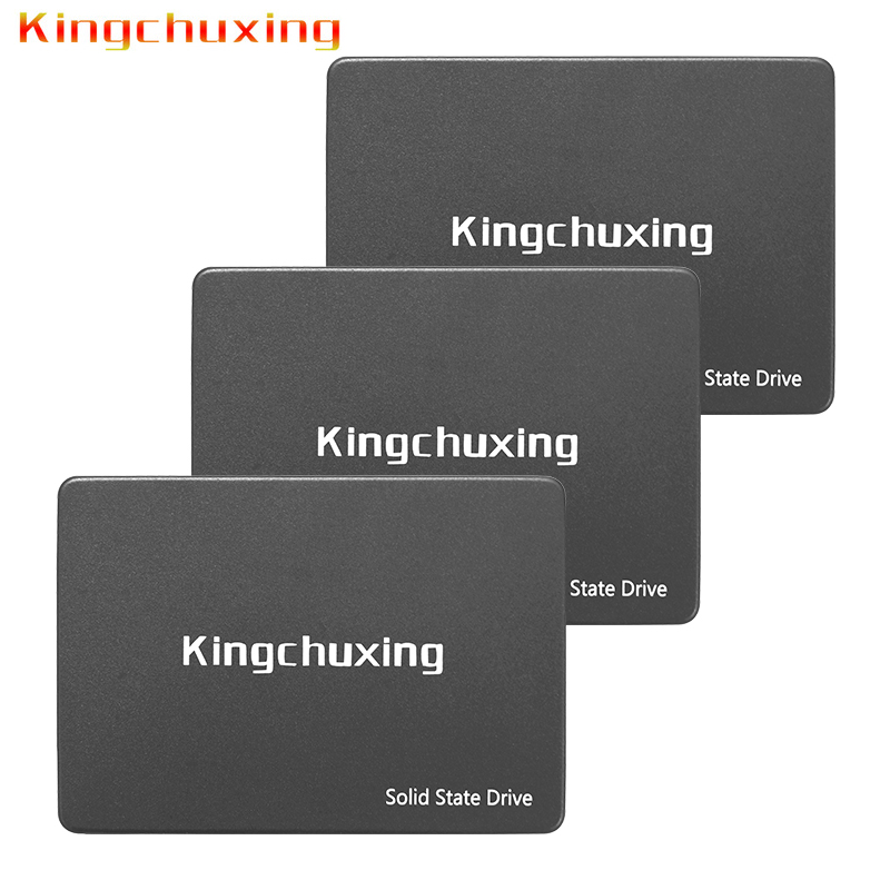 Kingchuxing ssd hard disk 120gb 256gb 512gb 2.5 sata3 internal Solid State Drive memory card ssd for pc laptop computer