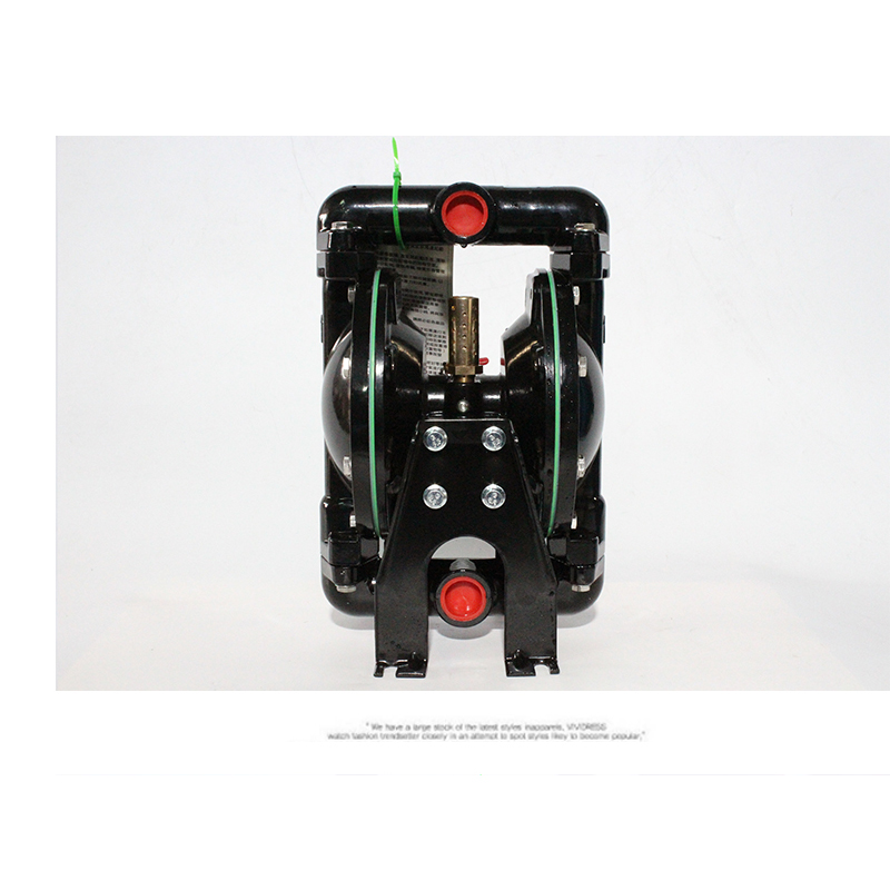 Aluminum Alloy Diaphragm Pump  Air Operated Pneumatic Diaphragm Pump Qby4 40