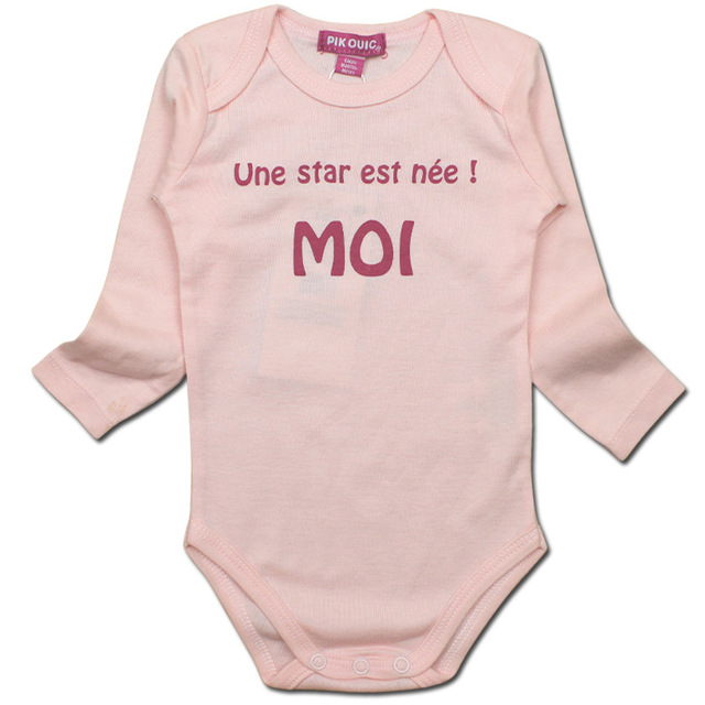 3 Pcs Baby Rompers Long Sleeve Infant Jordans Cotton 0 3 Months
