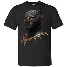 b9845cb9865 Buy black panther face t shirt and get free shipping on AliExpress.com