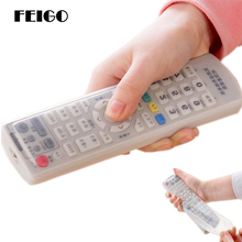 Tv-Remote-Control Friction Household-Protection Dustproof Soft-Silicone F217 FEIGO