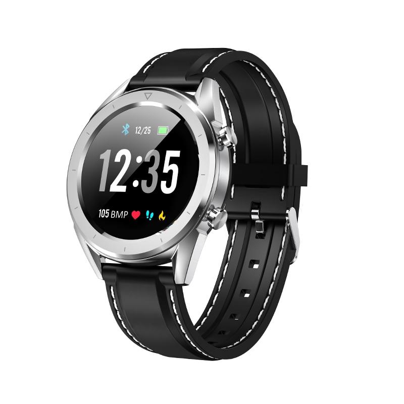 Cheep Bluetooth Android/IOS teléfonos KSUN KSR901 4G impermeable GPS pantalla táctil deporte salud reloj inteligente - 2