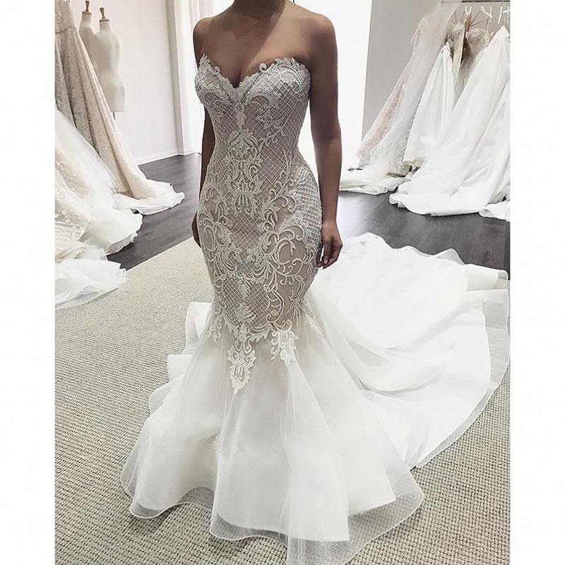 Aliexpress.com : Buy Sexy Mermaid Wedding Dresses 2019