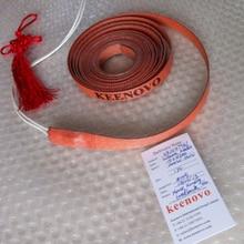 Трубный нагреватель, Трубная нагревательная лента/ремень, универсальный силиконовый нагревательный элемент, 26*3000 мм 300 Вт@ 220 В