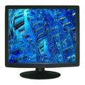 Novo 17 polegada POS Monitor Touch Screen LCD Monitor Touch Desktop Com 1280*1024, DC12V
