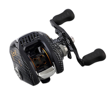 Lieyuwang 6.3:1 13BB Right or Left Baitcasting Reel Centrifugal Dual Brake Bait casting Reels Carretilha de pesca vara molinete