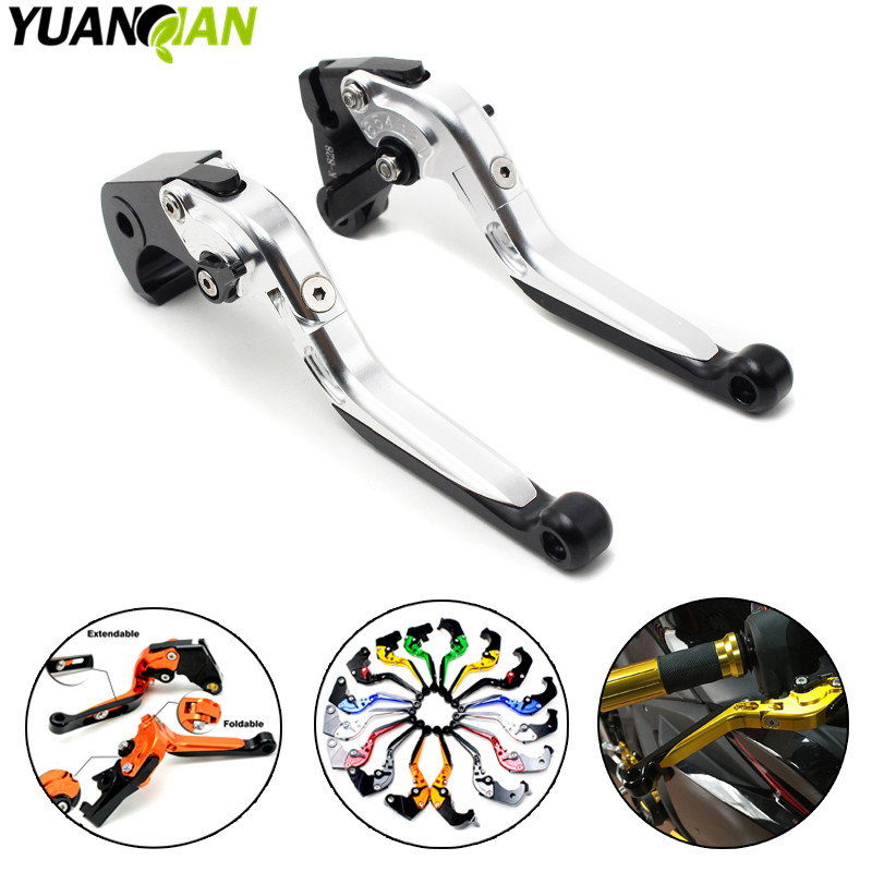 Motorcycle CNC adjuster Clutch Brake Levers clutch lever For BMW c650 Sport 2016  S1000RR 2010-2014 R1200S 2006-2008 motorcycle levers clutch and brake folding lever for xl883 1200 x48 moto modification