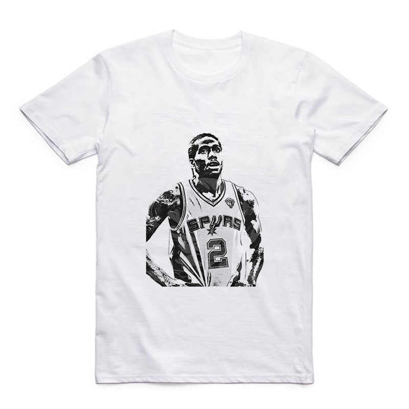 Modal top sportowy koszykówka Jordan/Griffin/Leonard męska luźna koszulka dla chłopaka