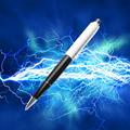 New Novelty Funny Electric Shocker Pen Joking Toy Trick Surprise Gadgets