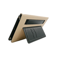 ZIMOON Case For IPad Air 1 2 PU Leather Fold Business Smart Cover For IPad 5