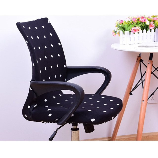 Phenomenal Office Chair Covers Slipcover Computer Seat Cover Seat Camellatalisay Diy Chair Ideas Camellatalisaycom