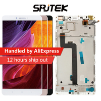 Srjtek For Xiaomi MI Max LCD Display Matrix Touch Screen Digitizer Full Assembly 6 44 Tested
