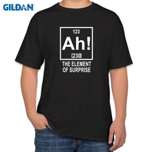 Element Of Surprise Periodic Table Nerd Geek Science Mens T Shirt More Size and Colors