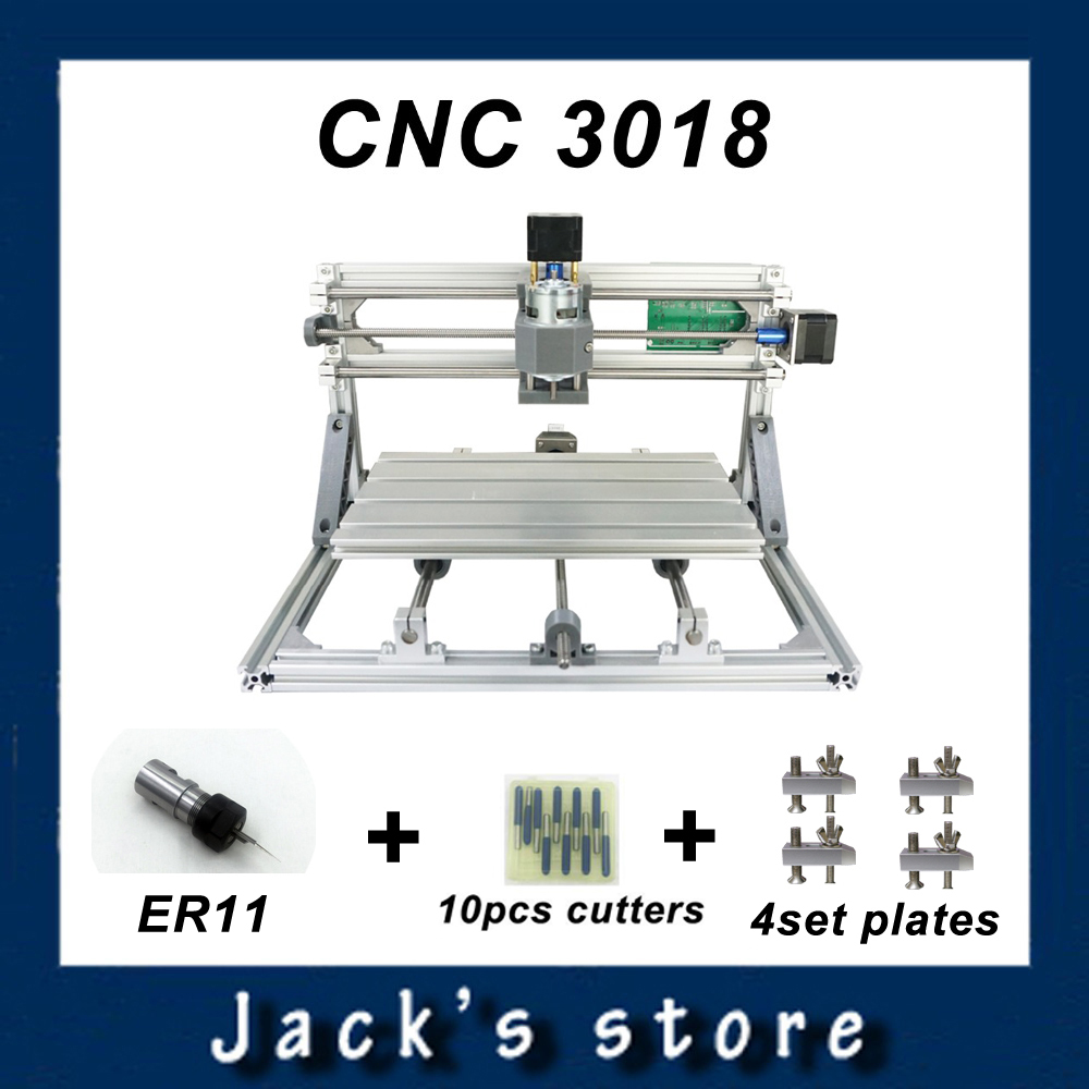 CNC3018 with ER11,diy cnc engraving machine,Pcb Milling Machine,Wood Carving machine,cnc router,cnc 3018,GRBL,best Advanced toys cnc 2418 with er11 mini cnc laser engraving machine pcb milling machine wood carving machine cnc router cnc2418 best toys gifts
