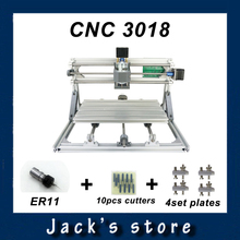 CNC3018with ER11, do it yourself cnc etching device, Pcb Milling Machine, Wood Carving device, cnc router, cnc 3018, GRBL, finest Advanced toys