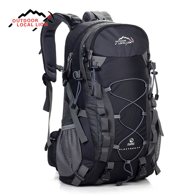 LOCAL LION 40L Travel Bag Men Outdoor Waterproof Backpacks Women ...